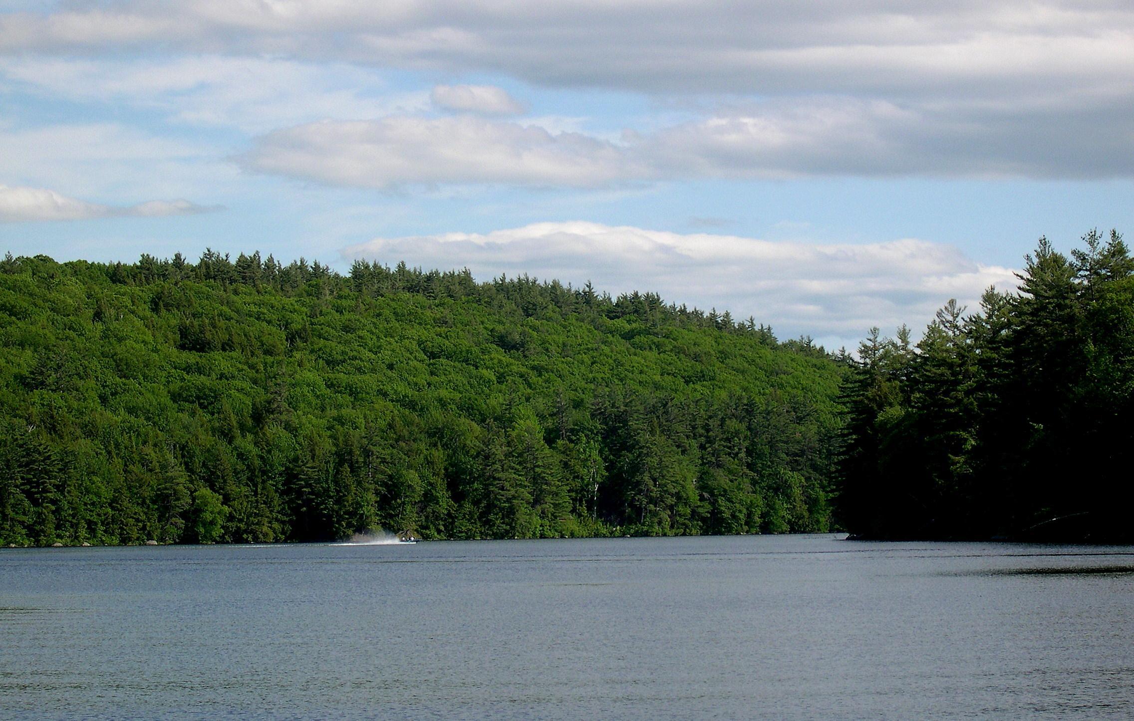 Gregg Lake, Antrim, NH