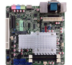 mini-ITX motherboard