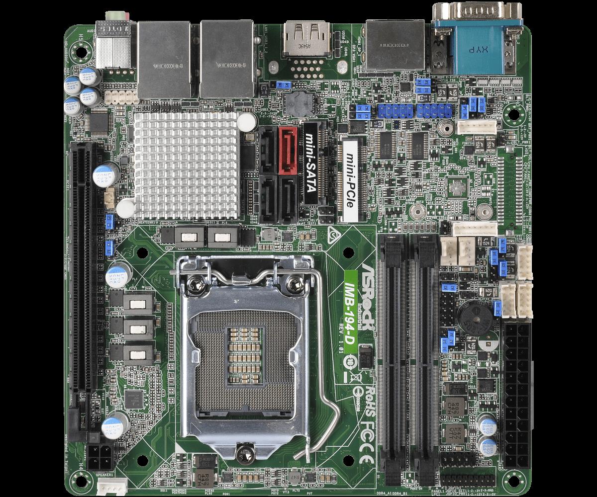 ASRock IMB-193 Intel LAN Treiber Windows XP