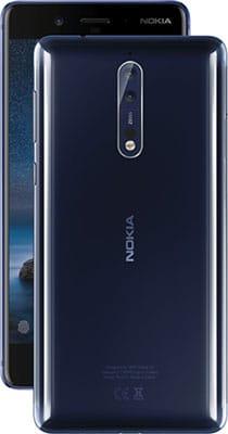 Nokia 8 dispositivo