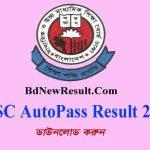 HSC AutoPass Result 2020
