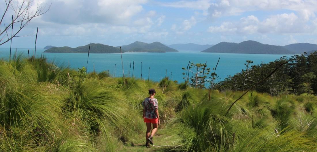 Randonnée unique sur South Molle Island dans les Whitsundays (Australie)