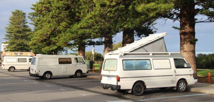 Choisir un van immatriculé dans le Western Australia est un avantage pour la régo