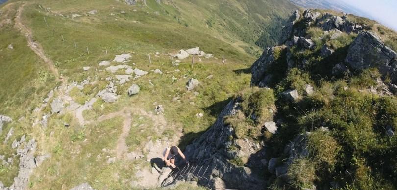 Randonnée ascension Plomb du Cantal