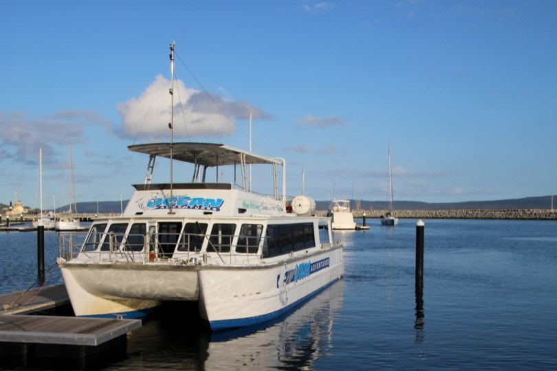 Le prestataire Albany Ocean Adventures