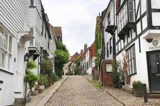 Rye, petite ville anglaise @neweyes