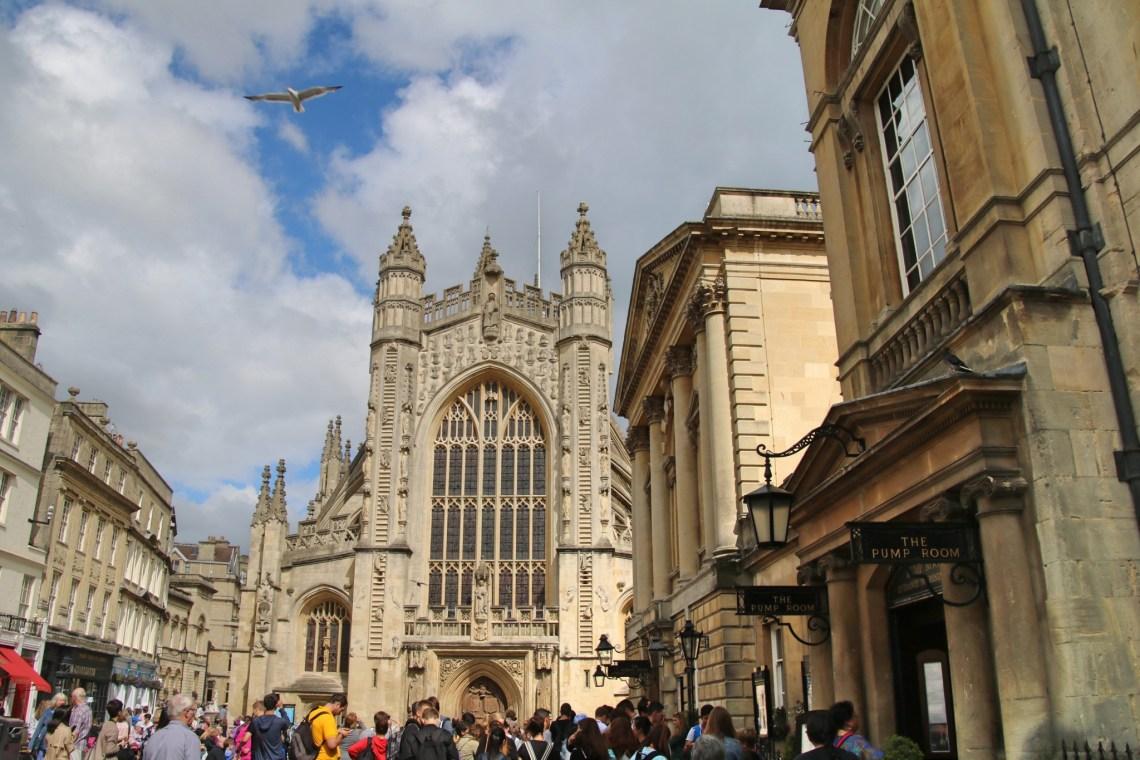 Cathédrale de Bath,UK