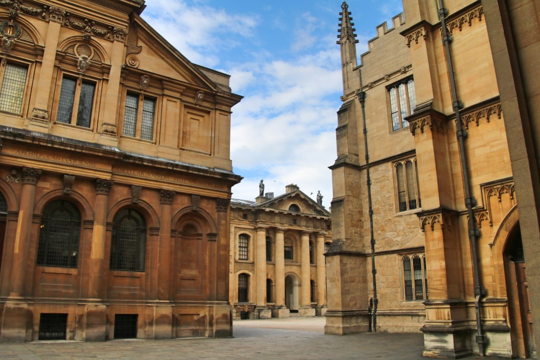 Road trip à Oxford