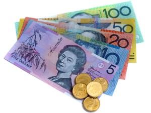 Les dollars australiens de votre PVT