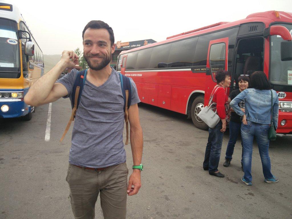 trajet bus russie mongolie