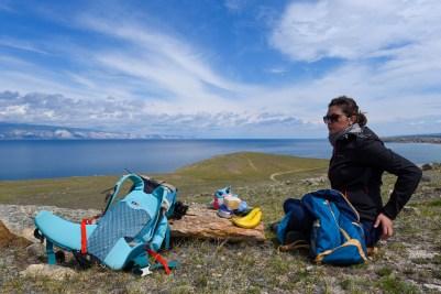 Randonnée sur l'île d'Olkhon du Lac Baïkal @neweyes