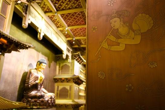 temple bouddhiste à datong @neweyes