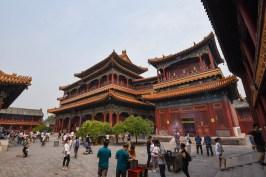 À Pékin, Temple des Lamas @neweyes