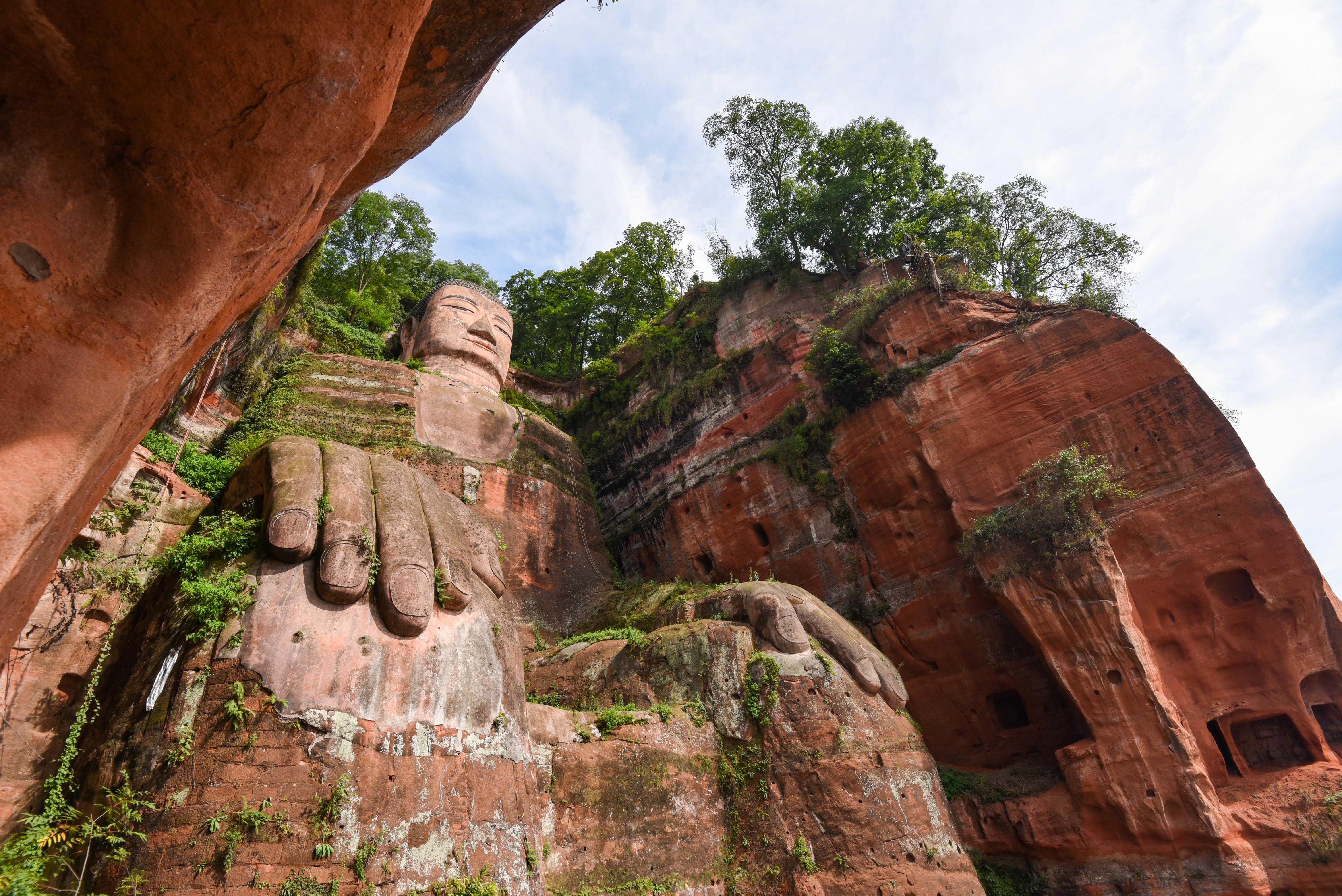 Se rendre au Bouddha Géant de Leshan