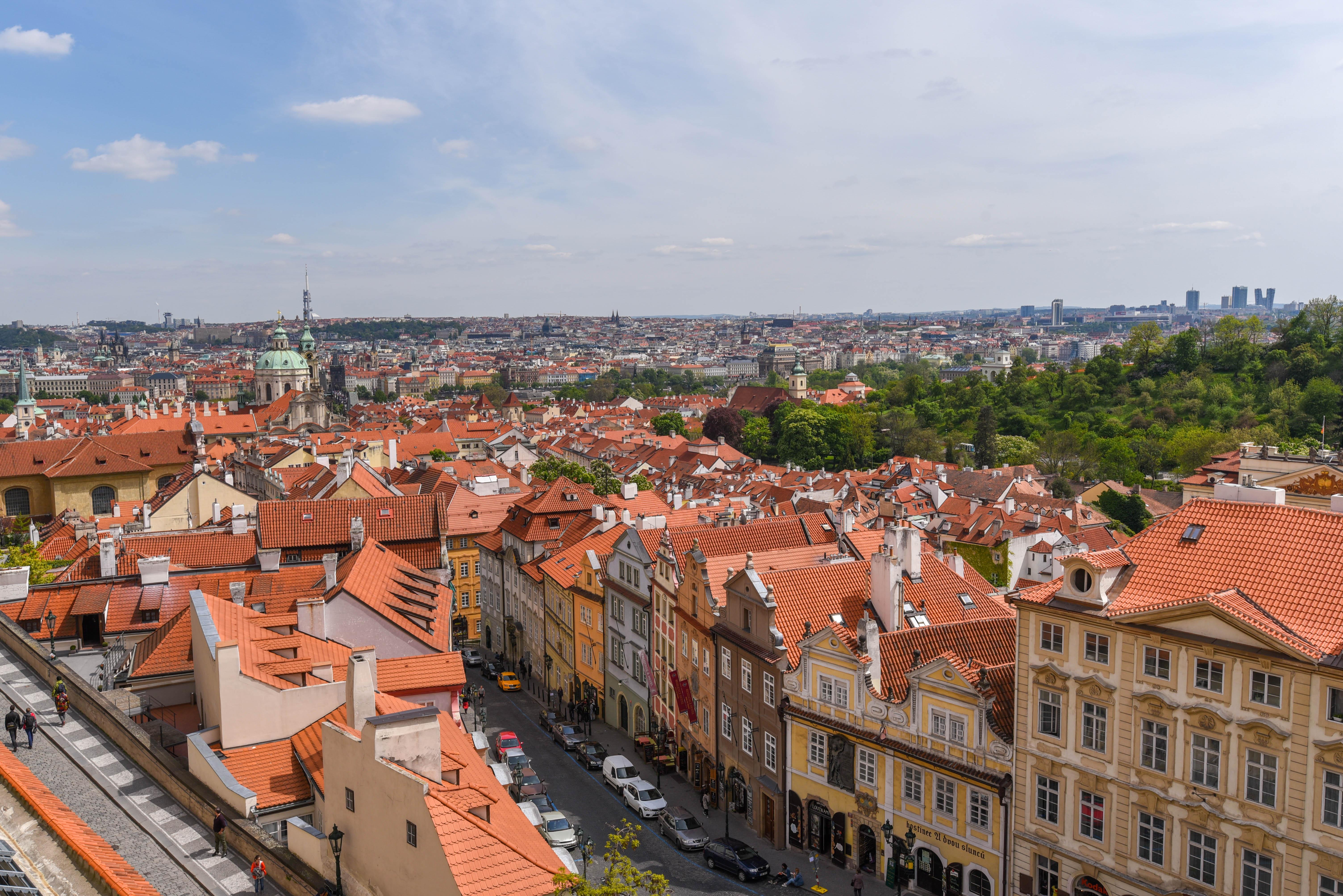 Prague : l'envoûtement de ce 1er stop en Europe
