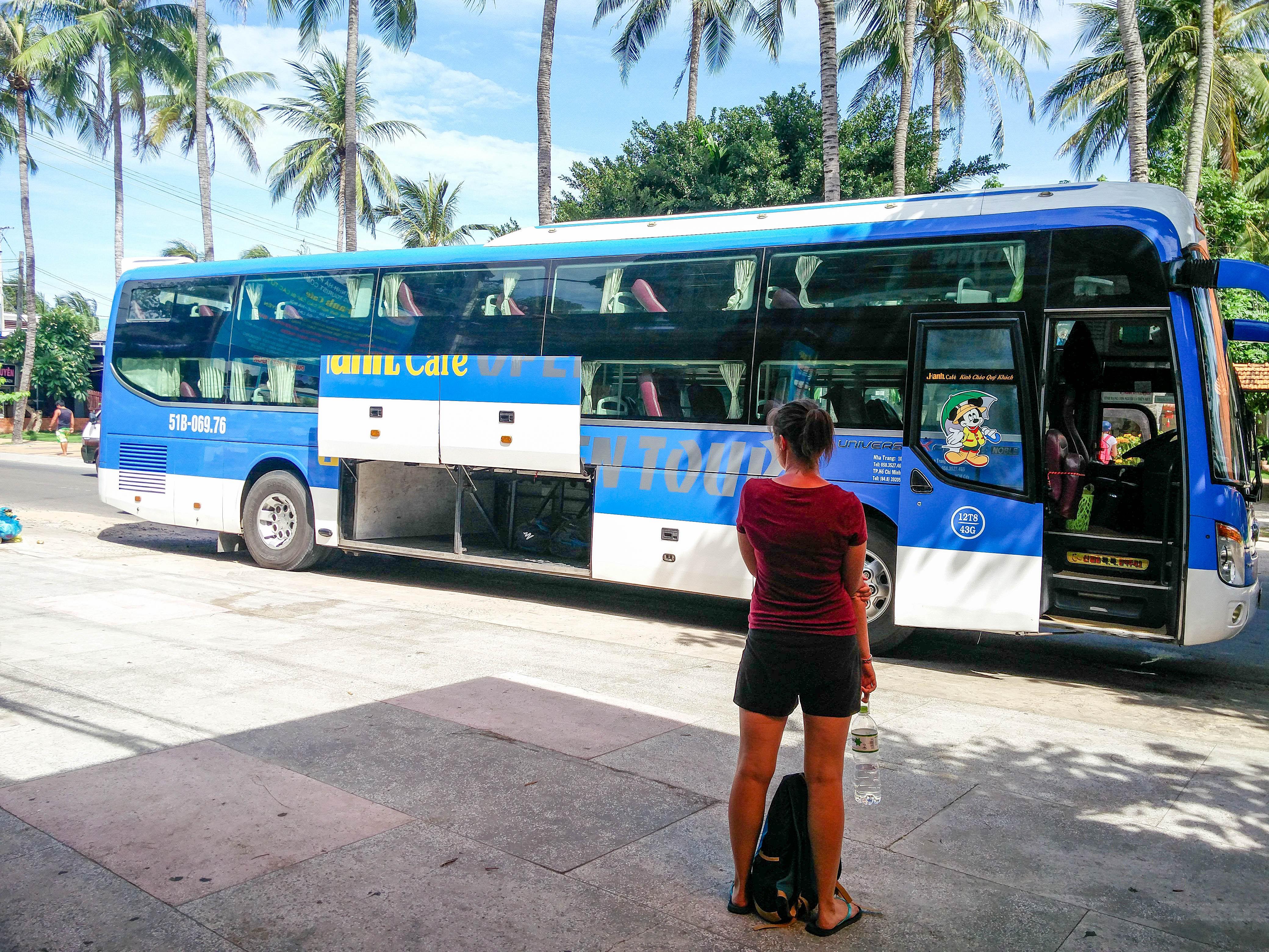 5 bonnes raisons de ne pas prendre de «Ticket Open Bus» au Vietnam