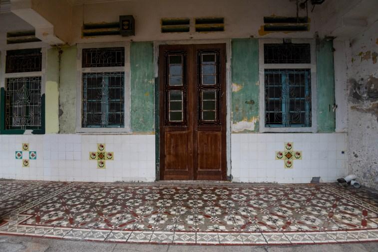 Maison à George Town en Malaisie @neweyes