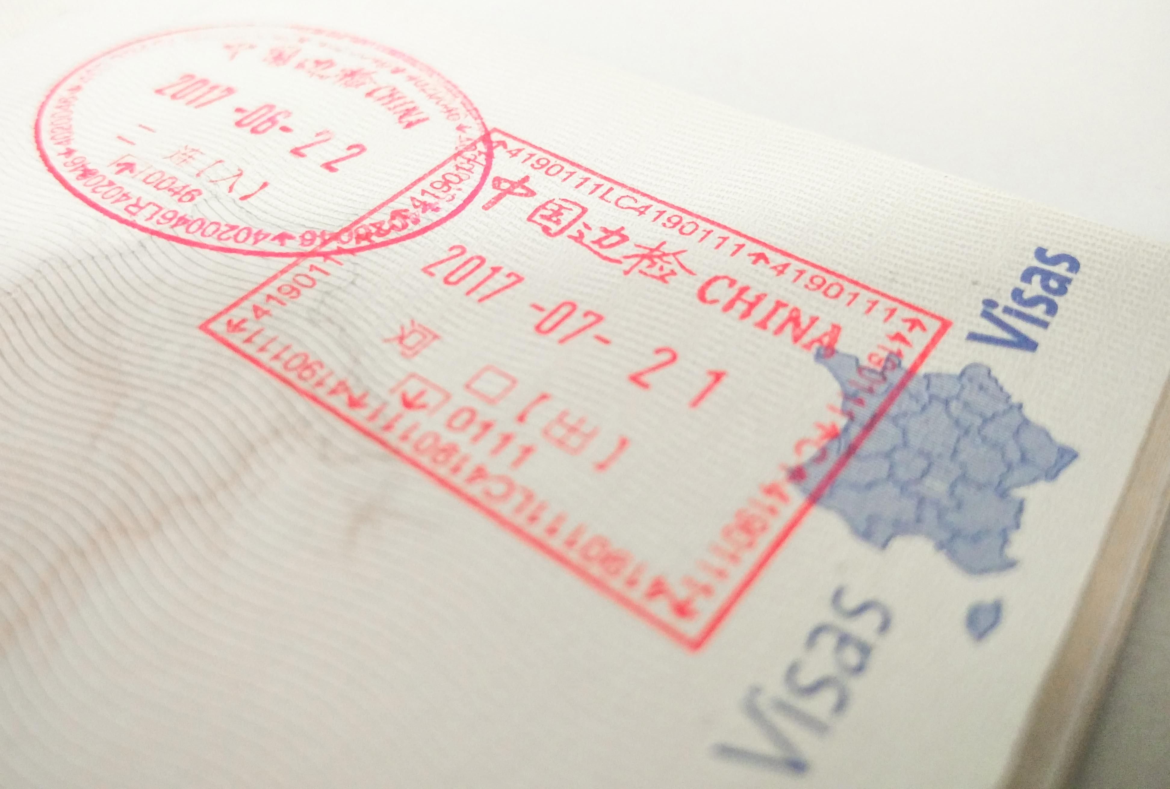 Obtenir le visa chinois sans itinéraire, ni date précise