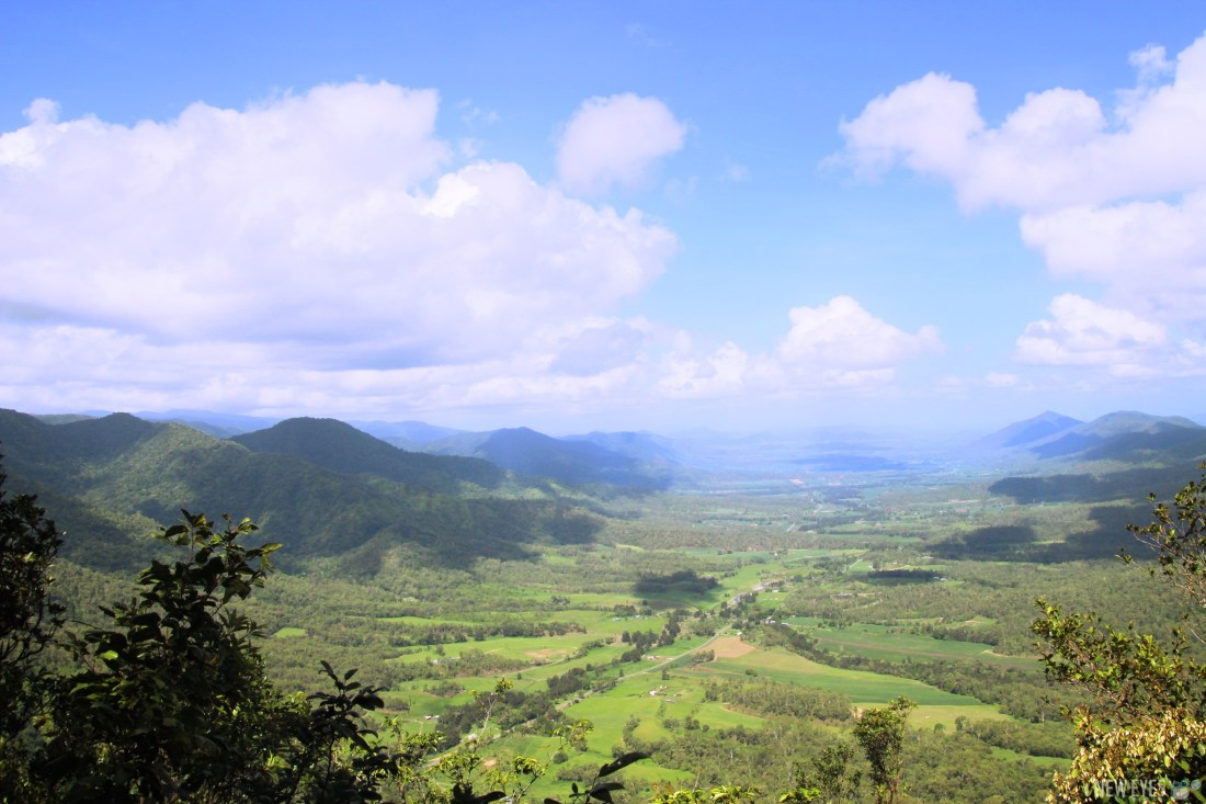 Vue du Eungella National Park, Queensland @Neweyes
