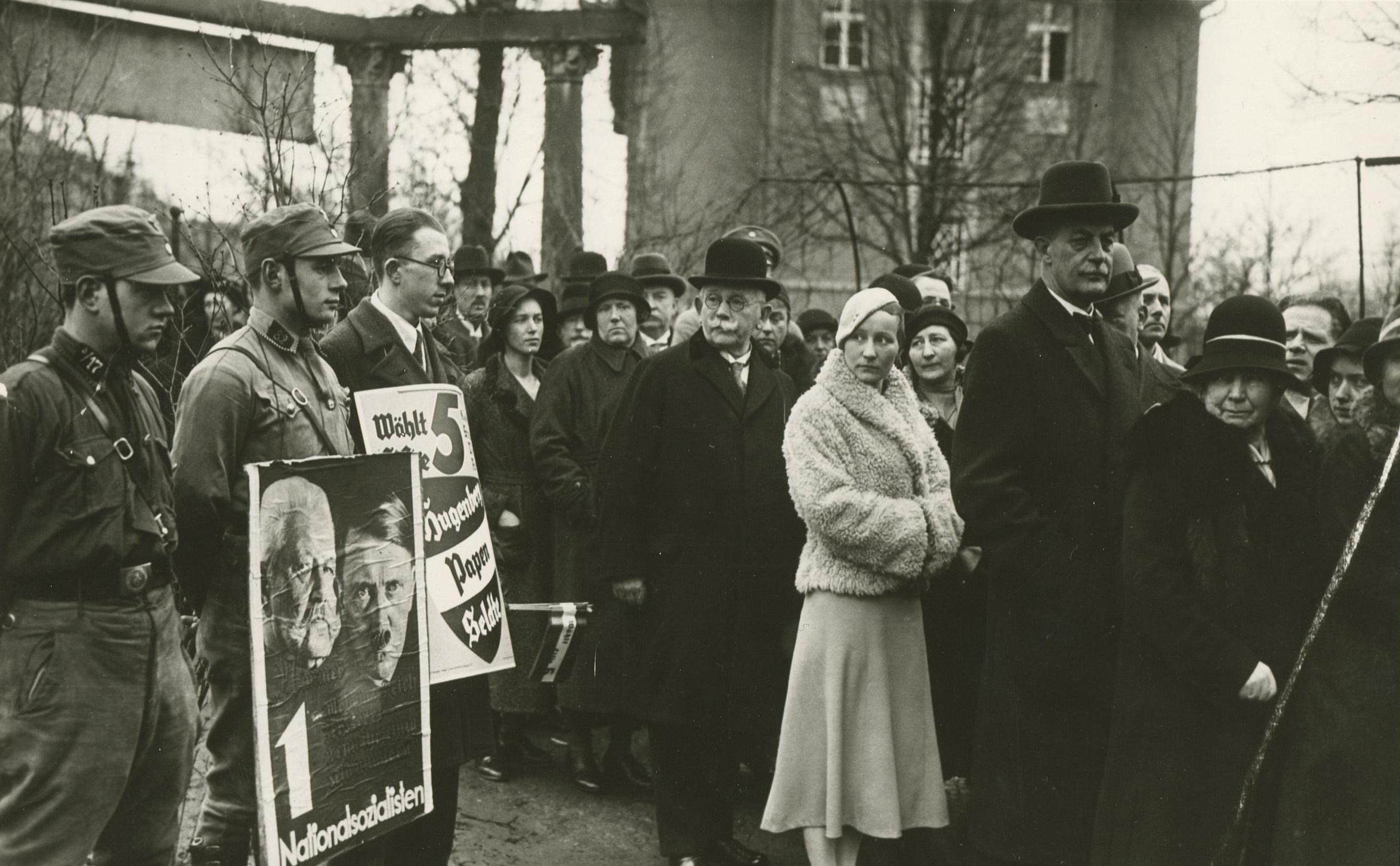 Weimar Tragedy