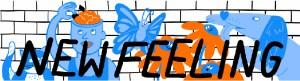 New Feeling banner