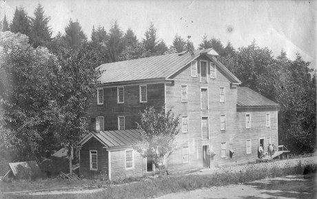 The Upper Grist Mill on Main St.