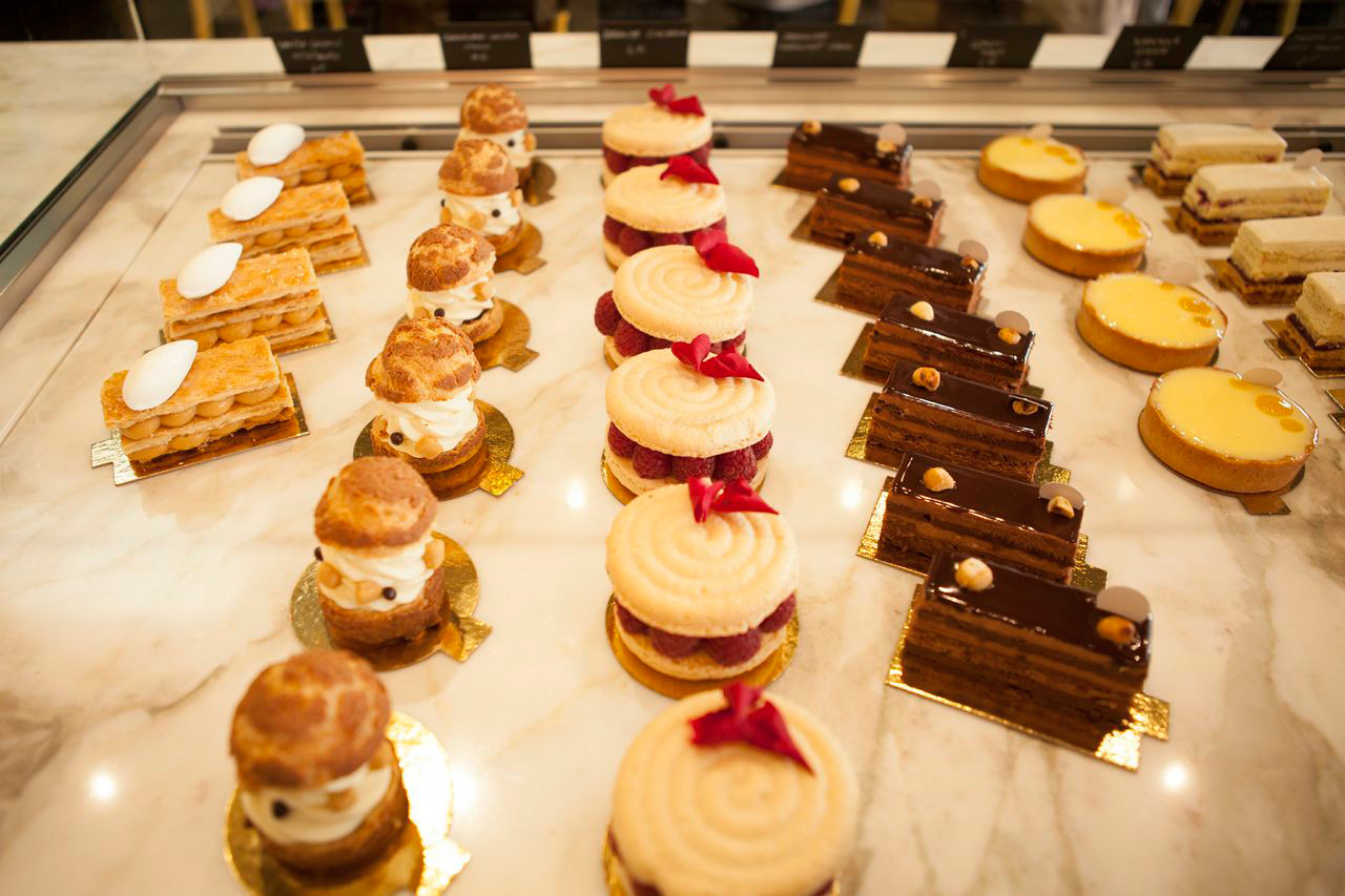B Patisserie Pastry Heaven The New Fillmore