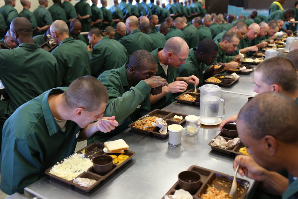 Prison Food Is Making US Inmates Disproportionately Sick New Food Economy
