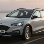 2020 Ford Focus Active Exterior