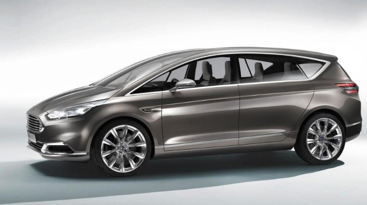 2020 Ford S Max Exterior