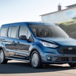 2020 Ford Transit Connect Exterior