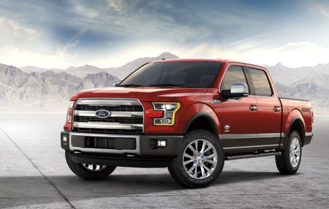 Ford 2020 F150 Exterior