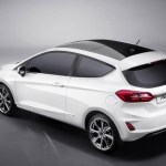Ford Fiesta 2020 Exterior