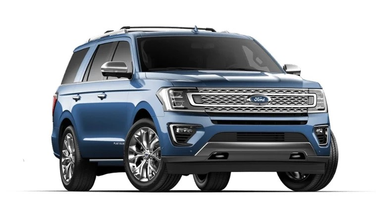 2019 Ford Expedition Platinum Exterior