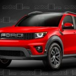 2020 Ford Baby Bronco Exterior