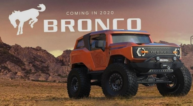 New 2020 Ford Bronco Raptor Price, Interior, Release Date