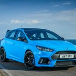 2020 Ford Focus Hatchback Exterior