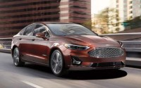 2020 Ford Fusion SE Exterior