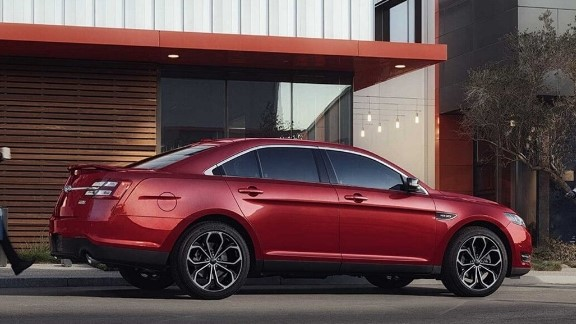 2020 Ford Taurus Limited Exterior