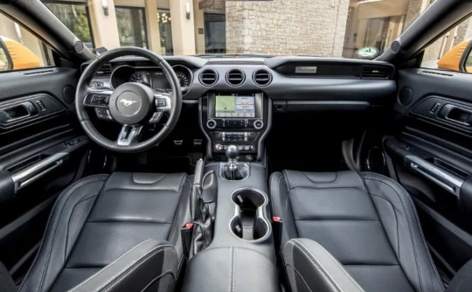 2021 Ford Mach E Interior