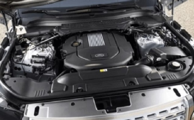 2021 Ford F150 Hybrid Engine