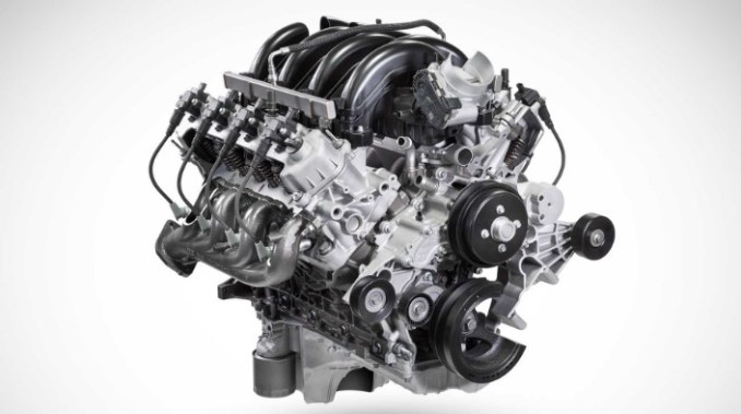 2021 Ford F 250 Engine