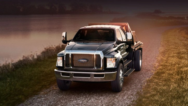 2021 Ford F650 Exterior