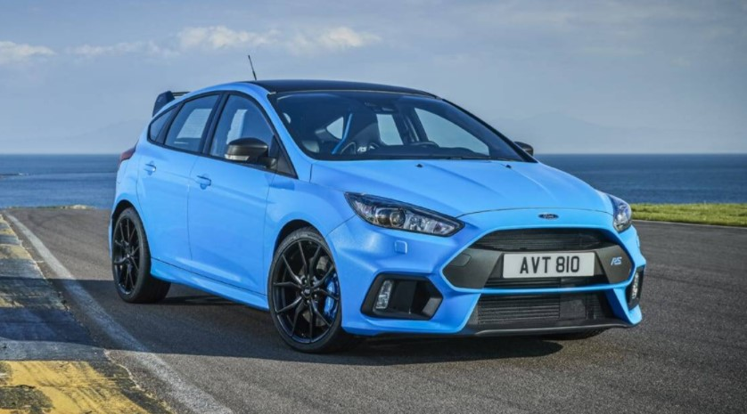 2022 Ford Focus RS Exterior