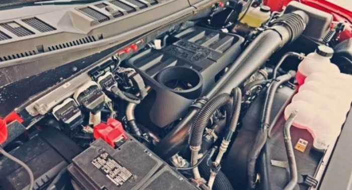 Ford Excursion 2022 Engine