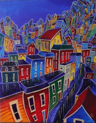 Newfoundland Art Adam Young