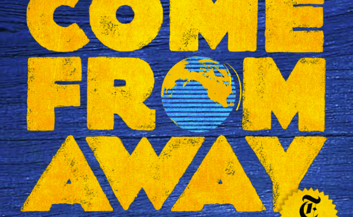 Come From Away Gander Newfoundland