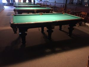 Pool in St. John's at Breakers Sports Lounge