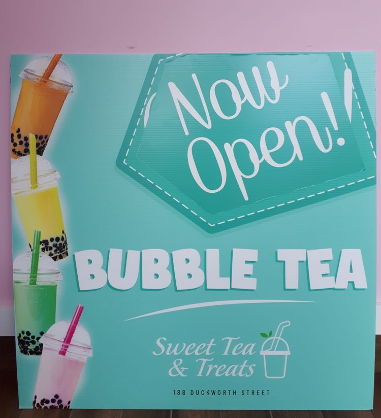 Sweet Tea Bubble Tea in St Johns