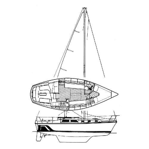 Illustration of an Allmand 31